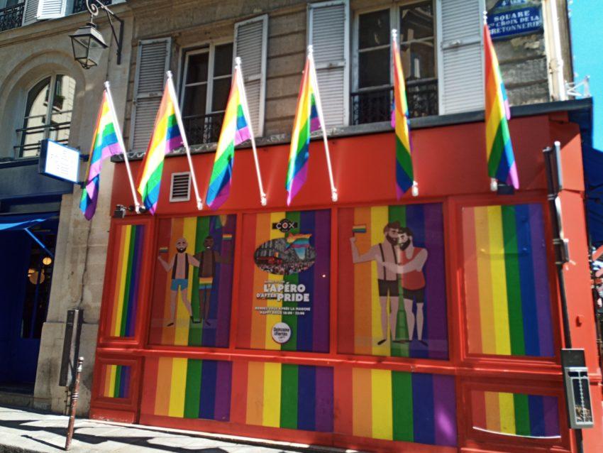 riscoprire Parigi col Gay Pride