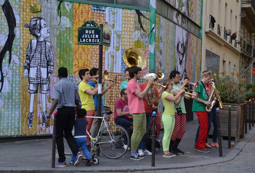 la festa della musica in francia