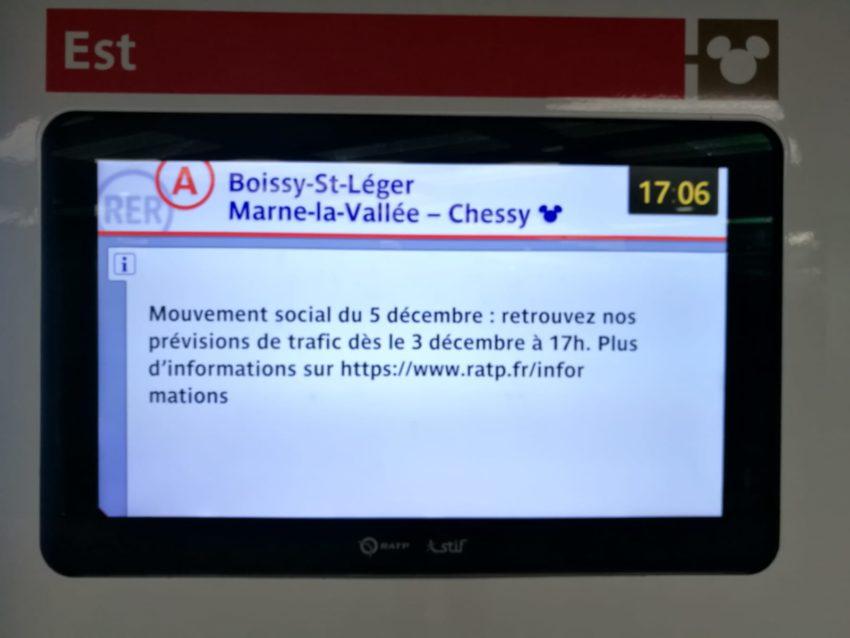 sciopero illimitato dei trasporti a parigi è finito