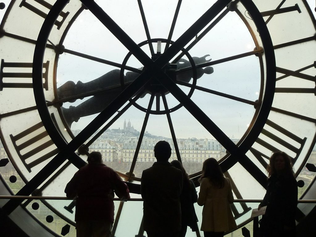Orologio Musée d'Orsay
