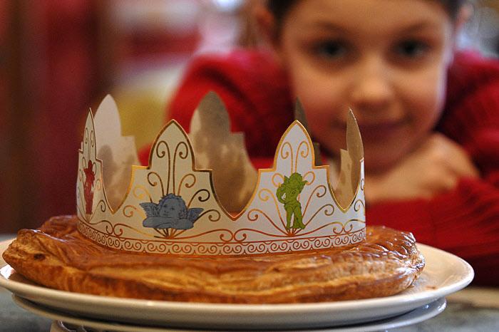 la tradizione della galette des rois