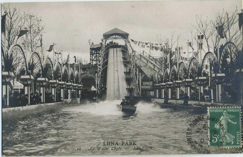 Parigi che non esiste più Luna Park di Porte Maillot