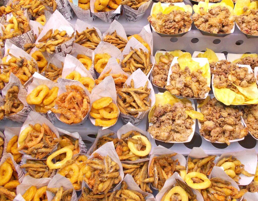 piatti estivi palermitani frittura di pesce