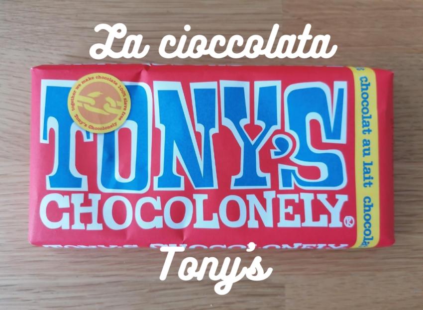 la cioccolata Tony's