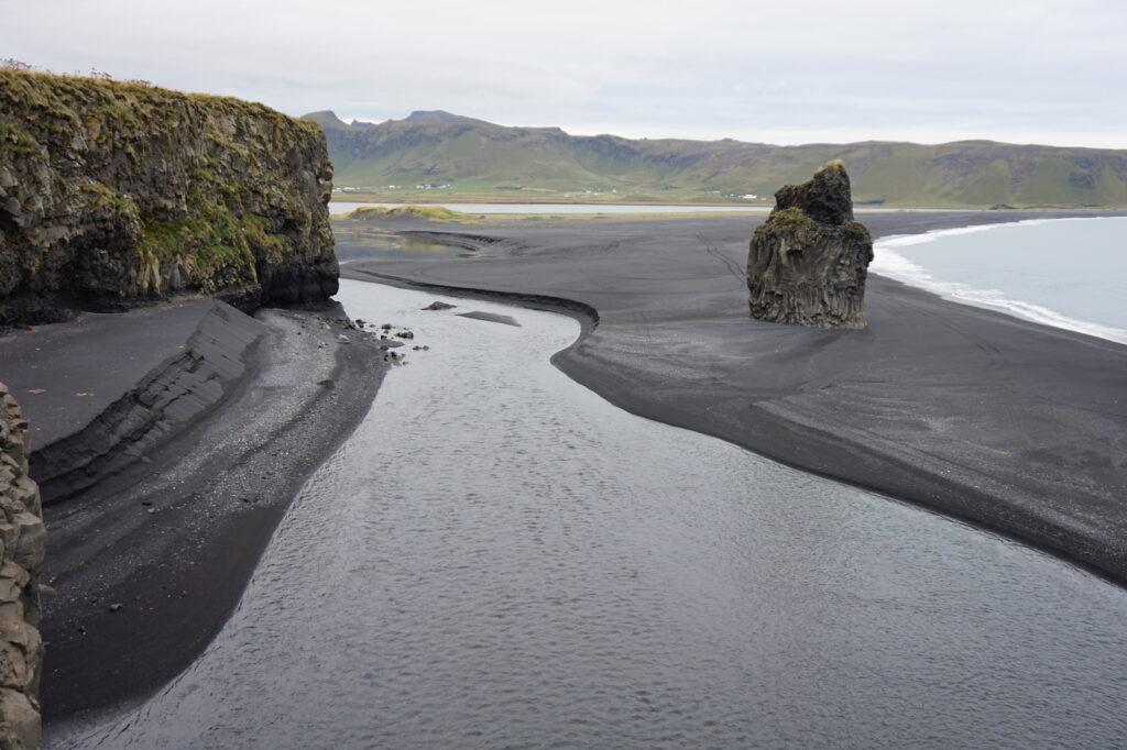 Sud est dell'Islanda Dyrholaey