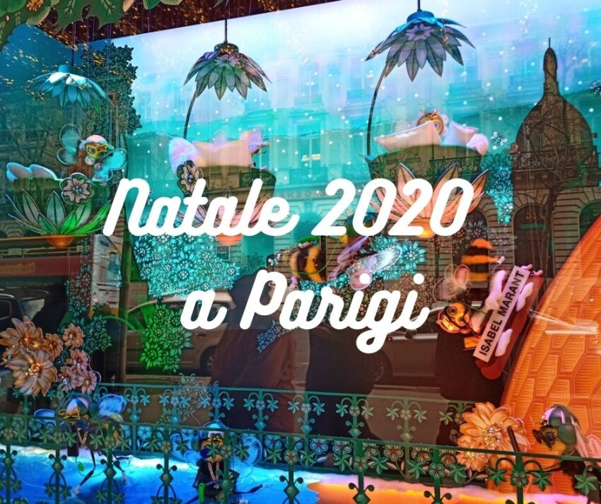 Natale 2020 a Parigi