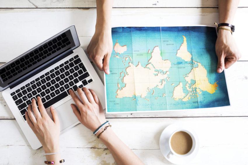 consigli su come organizzare un viaggio