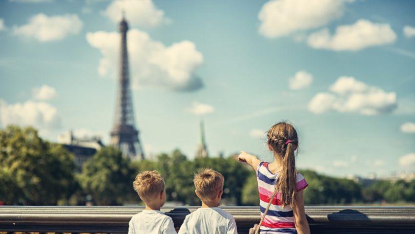 le giornate del patrimonio a Parigi con bambini