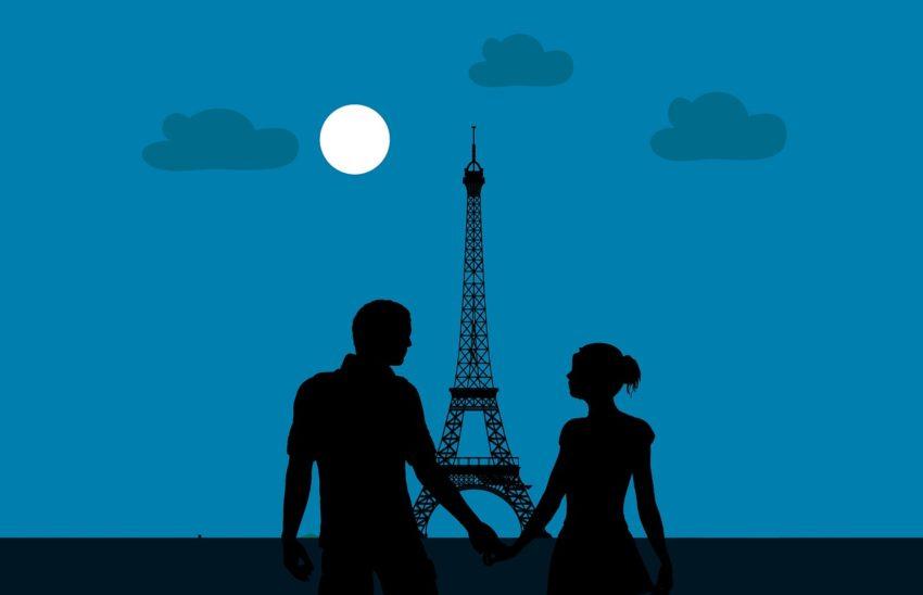 Andare a Parigi a San Valentino
