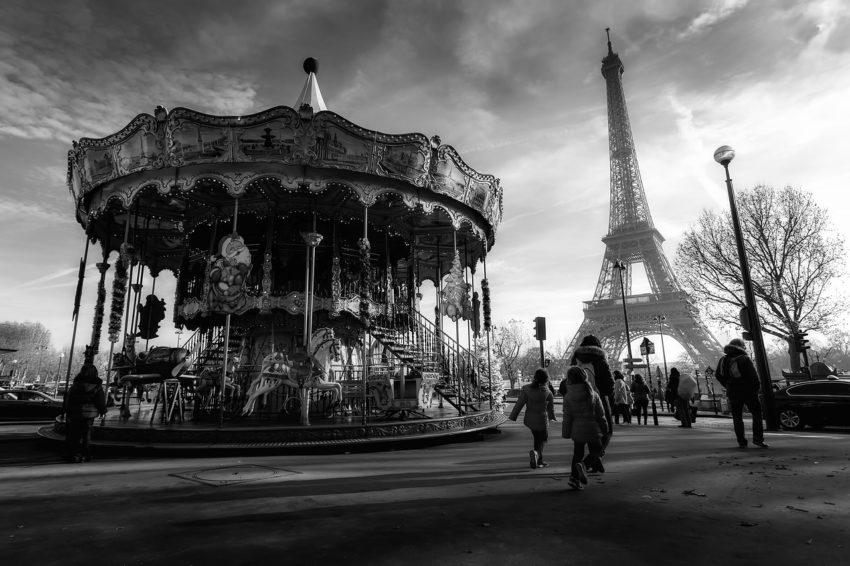 Cosa fare a Parigi col bébé