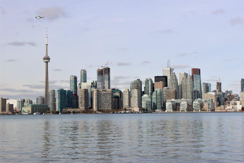 Toronto coi bambini