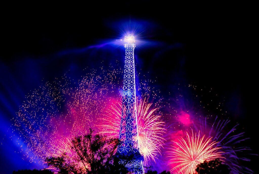 il 14 luglio in Francia