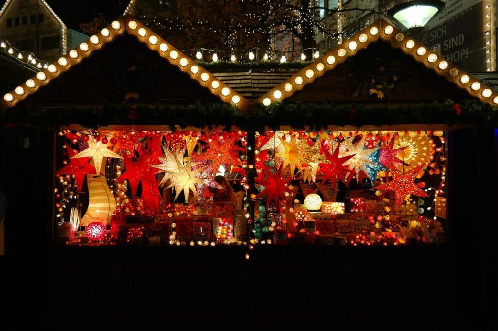 Natale 2020 a Parigi i mercatini