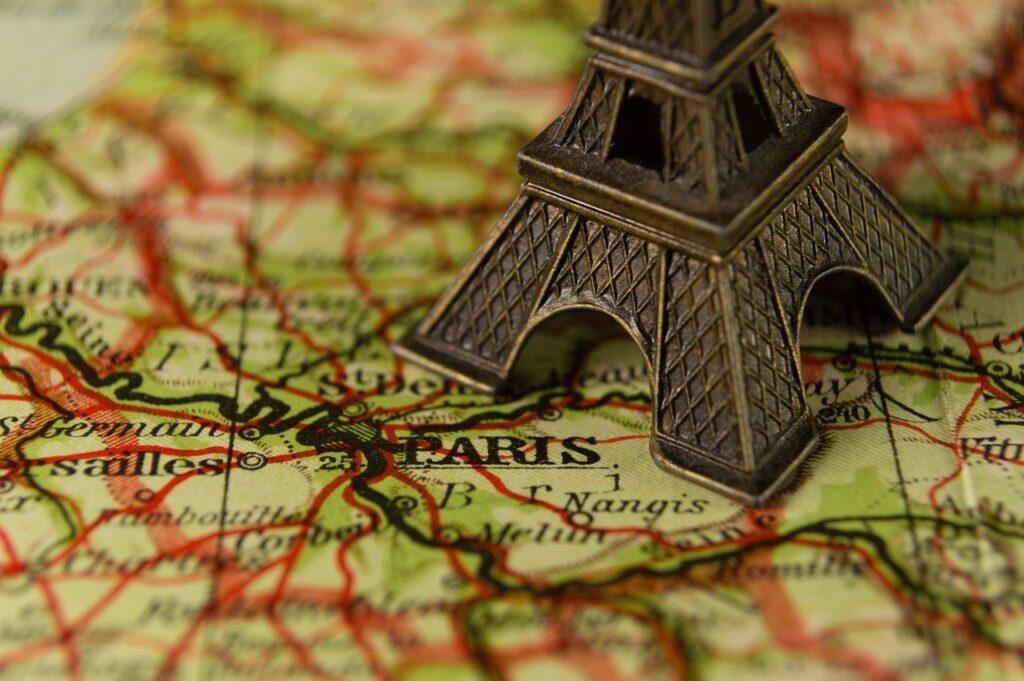 visitare la Francia nell'estate 2021 accesso